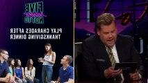 Late Late Show with James Corden S01 - Ep113 Chrissy Teigen, James Van Der Beek, Jay DuplAs, Tove Lo HD Watch