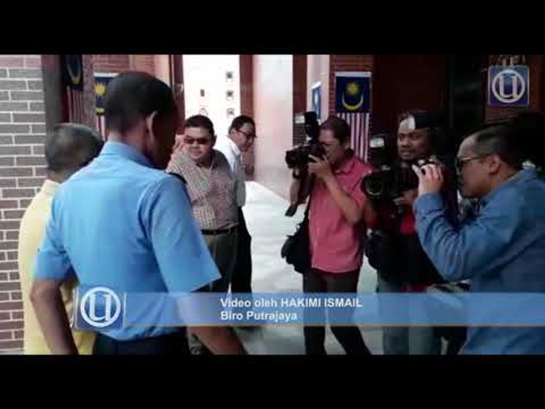 FIC: Mohd. Isa tiba di ibu pejabat SPRM hari ini