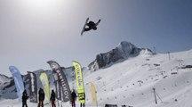 Best of Snowboarding Slopestyle   Freeride Junior World Championships 2018