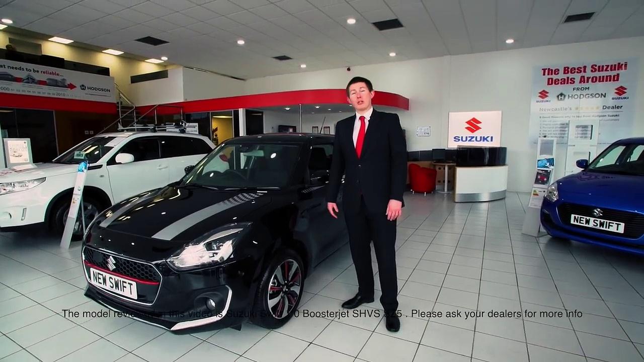 2017 Suzuki Swift Review – Hodgson Suzuki