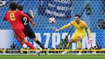 """""""On est en finale de la Coupe du monde, chers amis!"""": réécoutez la demi-finale France-Belgique en 1minute30"""