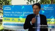 Les travaux à La Bastide : Jérôme Siri, maire adjoint du quartier