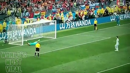 russia vs spain full penalty kickoff 2018 fifa world cup