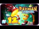 Rayman Legends Walkthrough Part 12 (PS4) Co-op No Commentary - Ending + Credits