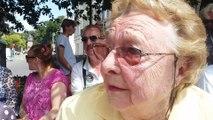 Exclusif: Annie Cordy a retrouvé ses copines de classe à Laeken