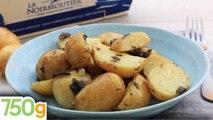 Cocotte lutée aux pommes de terre primeurs de Noirmoutier - 750g