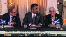 Aamer Anwar: 'El govern espanyol ha maltractat els catalans'