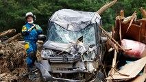 Japón sufre el peor desastre natural en décadas