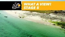Quelle vue ! / What a view ! - Étape 5 / Stage 5 - Tour de France 2018