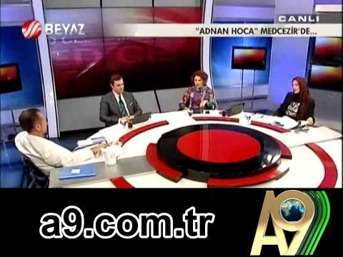 Nagehan Alçı, Adnan Oktar'ı böyle savunmuştu!