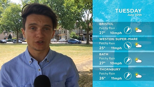 WEATHER: July 10th 2018