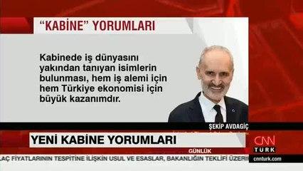 İTO Başkanı Avdagiç: Ekonomi idaresi kaptan köşküne çıktı / CNN Türk