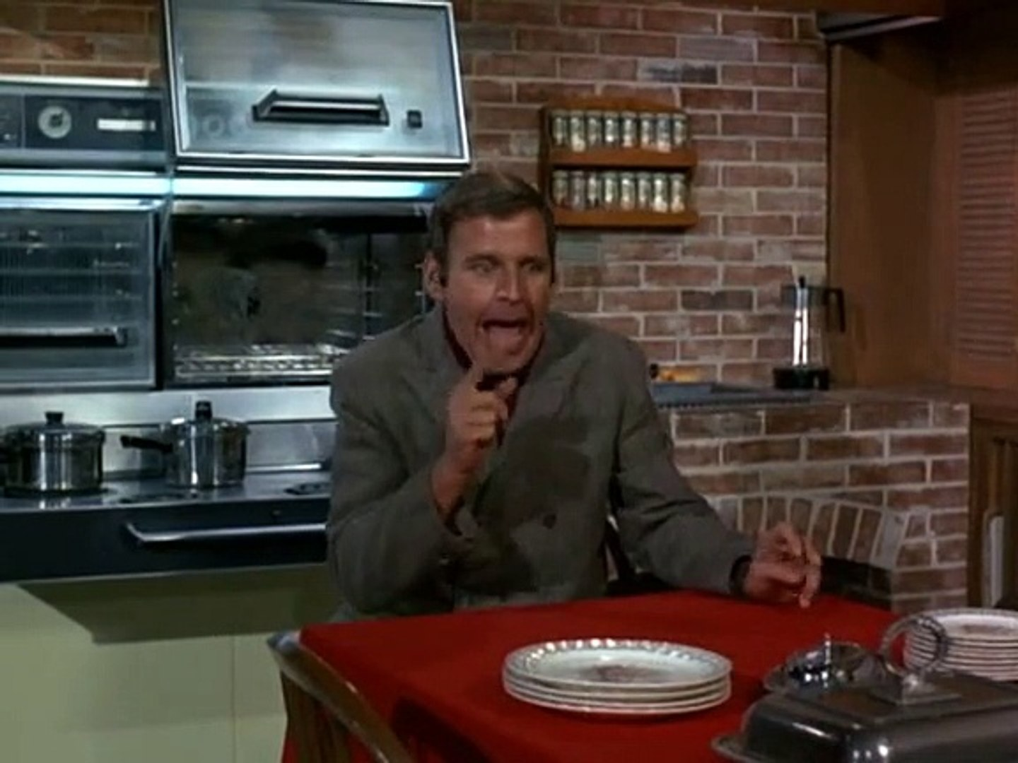 Bewitched S5 E07 Samanthas French Pastry Video Dailymotion