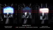 Mazda Skyactiv-X engine - Fonctionnement