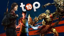 Les meilleures EXCLU PS3 (à leur sortie) | TOP 10