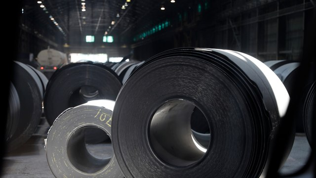 Rep. Hill: Steel and Aluminium Tariffs Are a 'Double Edged Sword'