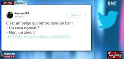 Les blagues des internautes sur la victoire de la France en demi-finale de la Coupe du monde