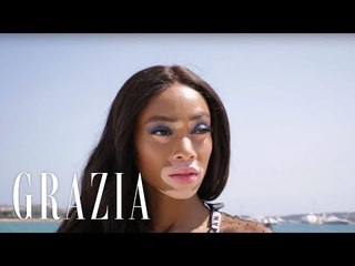 Winnie Harlow is our Big Beauty Issue Cover Star | Grazia UK