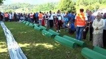 - Srebrenitsa Soykırımı 23. Yılında Anıldı- 35 Soykırım Kurbanı Daha Defnedildi