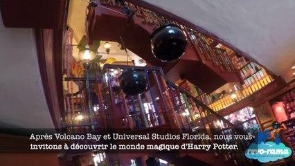 Universal's Islands of Adventure & Wizarding World of Harry Potter