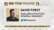 The Jim Rome Show: David Forst talks MLB trade deadline