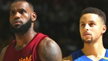 Steph Curry SHADES Lebron James Lakers MOVE!