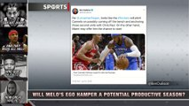 NEW Trade Rumors On Carmelo Anthony