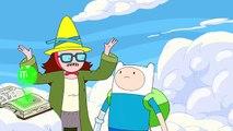 Adventure Time S09E05 Elements