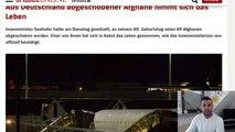 وزير الداخلية الألماني يحتفل بعيد ميلاده 69  بترحيل 69 لاجئ أفغاني مع التشدد في سياسة اللجوء
