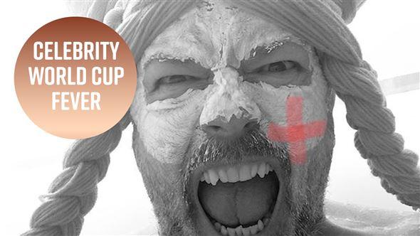 Celebs celebrate World Cup semi-finals