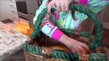 Toy Freaks - Freak Family Vlogs - Bad Baby Toy Freaks Crying Alien Crushes Picnic Food with Lawn Mower Freak Family Annabelle Victori (1)