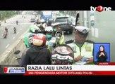 Langgar Aturan, Pria Ini Malah Mencaci Polisi