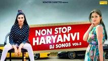 New Haryanvi Dj Songs 2017 - Sapna Dance Songs - Latest Non Stop
