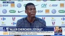 """Coupe du monde: """"La France d'aujourd'hui est avec pleines couleurs, elle est belle comme ça"""", estime Paul Pogba"""