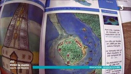 Les élèves des écoles primaires et du collège REP Jean-Jacques Rousseau de Creil embarquent pour des aventures pleines de surprises