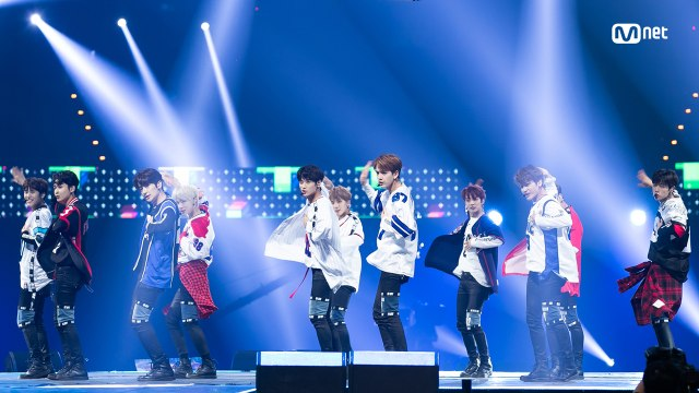 ′더보이즈′의 ′Giddy Up′ 무대 ♪ M COUNTDOWN in TAIPEI