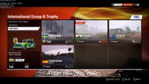 DiRT 4 Fly Cam Llyswen Vally International Group B Trophy Powys Wales Ev2 St2