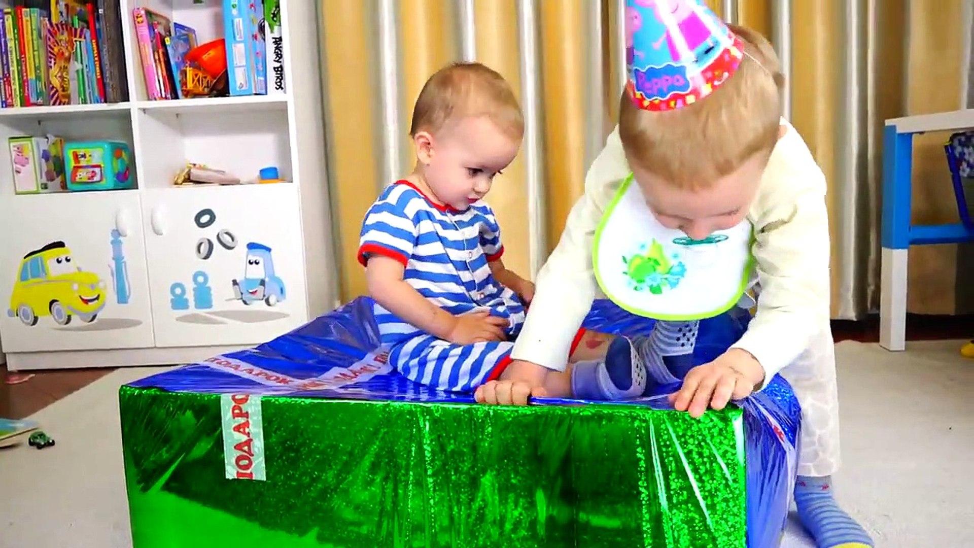 Мега Подарок на День Рождения канала Mister Max !!!  Bad Baby Вредные Детки