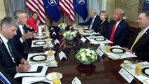 Nato Gipfel in Brüssel Wieso riskiert Trump die Einheit der Nato?