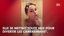 C'est chaud ! Barbara Opsomer (Les Anges 10) se filme nue sur Snapchat
