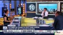La vie immo: La fumée de cigarette peut faire perdre jusqu'à 20% de la valeur d'un bien immbolier - 12/07