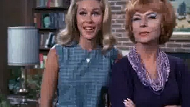 Bewitched S3 E06 - Endora Moves In For A Spell