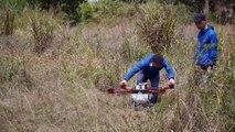 Agricultural drone/agriculture drone/Agricultural UAV/agriculture UAV Crash Test