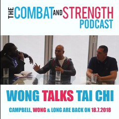 The Combat & Strength Podcast is returning to Daily Motion 18/07/2018