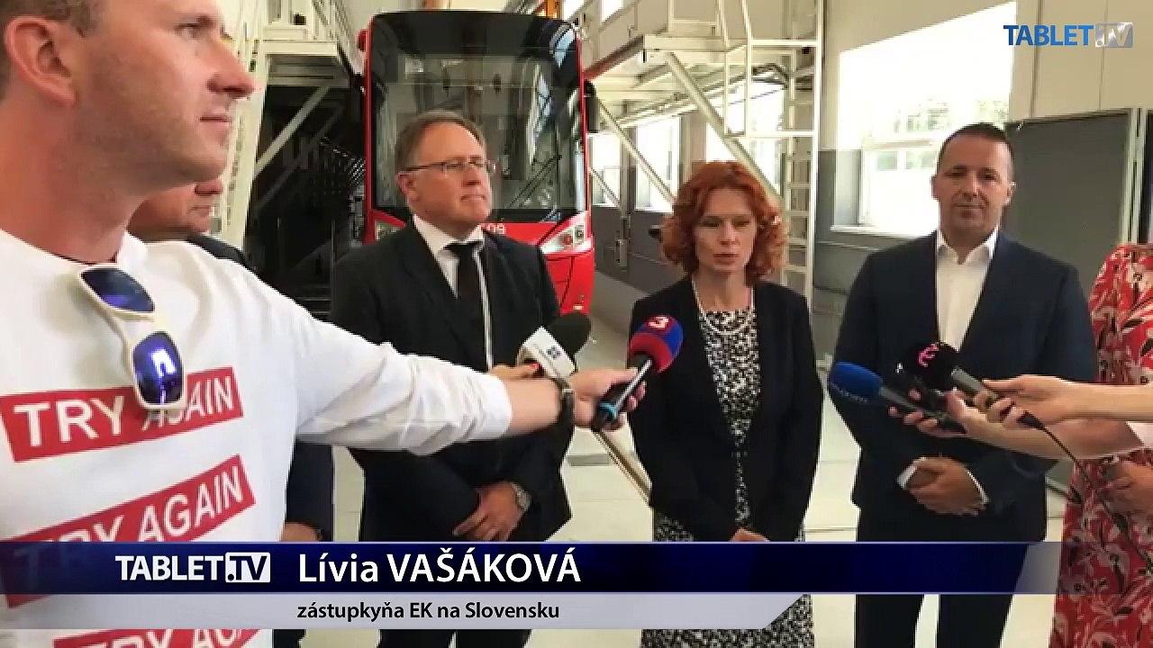 ZÁZNAM: TK ministra dopravy Á. Érseka