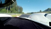 Porsche 919 Hybrid Evo Lap record at the Nürburgring Onboard