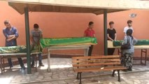 Piraziz'de Boğulan 3 Çocuk Son Yolculuklarına Uğurlandı