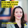 Soutien à l'emploi local : qu'en pense Aude ? Et vous ?