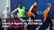 Kylian Mbappé, Antoine Griezmann, Paul Pogba, qui est le joueur préféré des Français ?