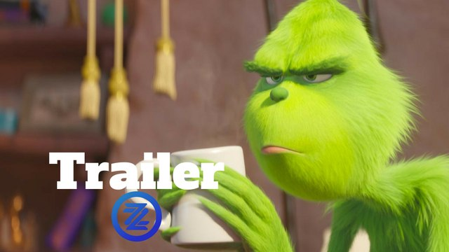 The Grinch International  Trailer #1 (2018) Benedict Cumberbatch Animated Movie HD